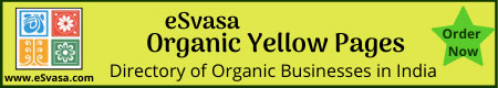 eSvasa's Organic Yellow Pages
